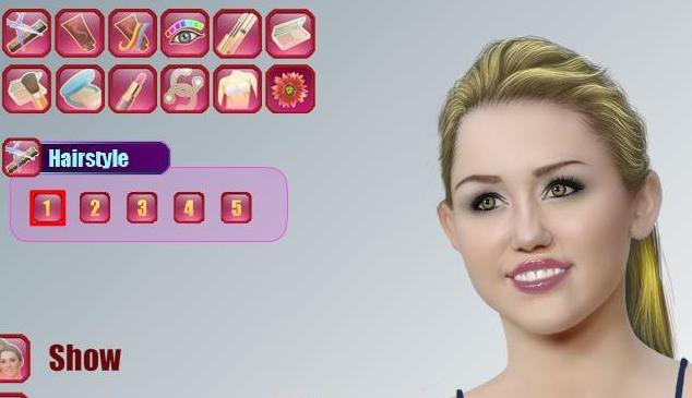 Barbie Doll Makeup Game Play Online