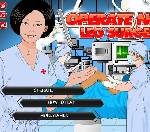 the game operate now leg surgery