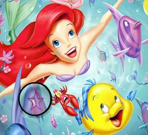 the game princess ariel hidden stars free online 2013