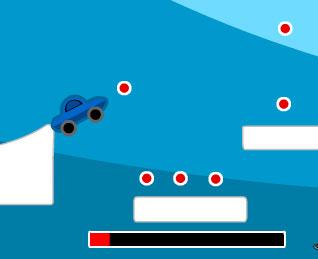 Rocket Car game