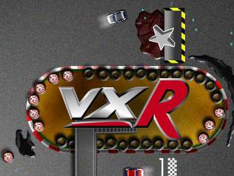 VXR Racer game