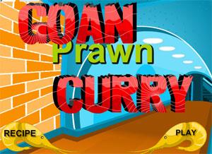 game cooking goan prawn curry online