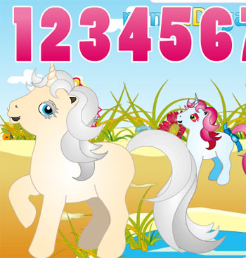 how many ponies are game for girls 2012