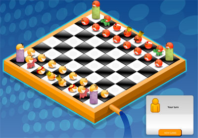 smiley chess game flash free online