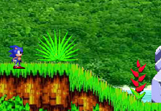 sonic angel island free game online
