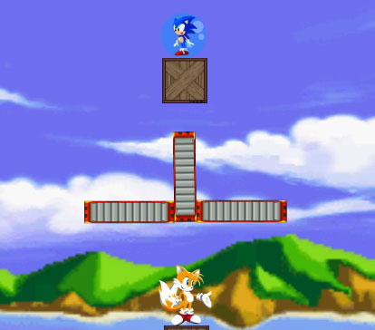 sonic rolling ball free game online 2012