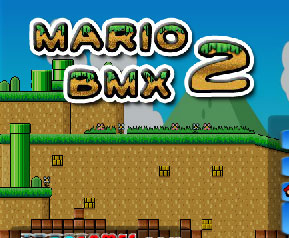 super mario bmx 2 free game online 2012