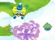 لعبة سبونج بوب سكوير snow pants