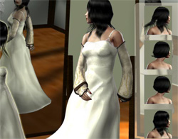 real wedding tess dress up game free online for girls