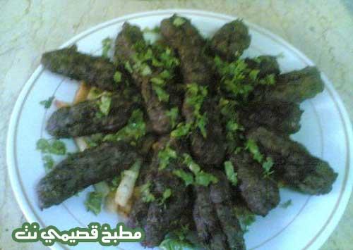 طبق الكبده بالدمعه المطبخ المصري اكلات مصريه