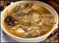 حساء سيشوان الصيني
