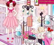 غرفة الأميرة