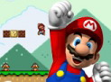 Super Mario nintendo game