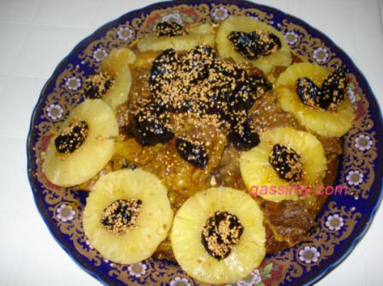 modhela qassimy 2 ملف اطباق واجواء عيد الاضحى بالمغرب